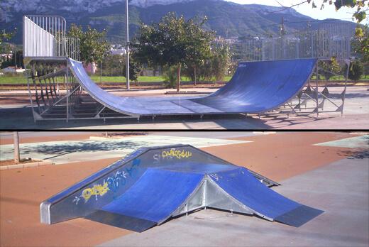 Skatepark de Dénia
