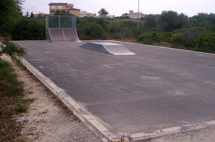 Article: Sa Torre skatepark