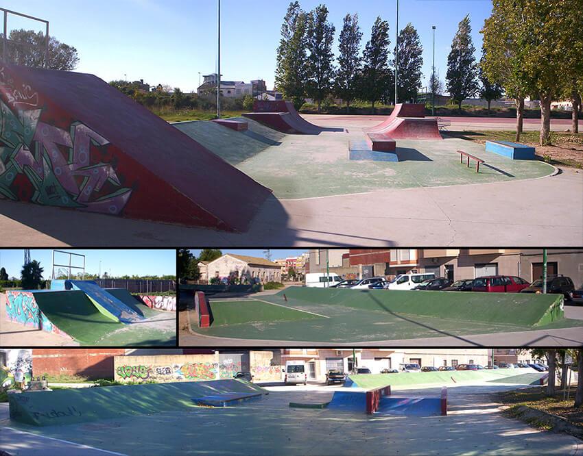 Article: Sueca skatepark