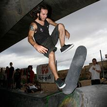 Andrés Moral, Flip to Blunt - Foto: Albert Crespi