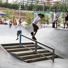 Iñaki Silva, BS K-Grind - Foto: Albert Crespi