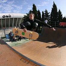 Dean Tyrrell, Grab - Photo: Miguel Martins