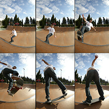 Miguel Urbina, FS 180 Switch BS 5050 sequence - Photo: Estefano Munar