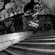 Lolo Cosmelli, Switch Heelflip - Photo: Estefano Munar