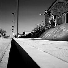 Miguel Urbina, BS Tailslide - Foto: Estefano Munar