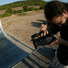 Grabando Vert - Foto: Estefano Munar