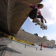 Ian Waelder, Ollie - Foto: Miguel Martins