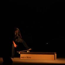 Estefano Munar en el cajón - Foto: Unknown