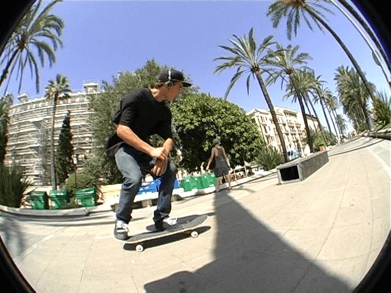 ABM - Dia del deporte 2009, skate video
