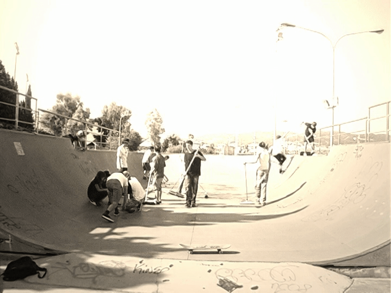 ABM - Reparaciones en Son Moix, skate video