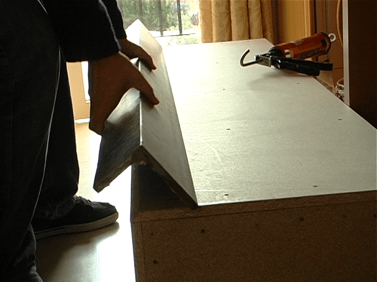 DIY: Construcción de un cajón, skate video