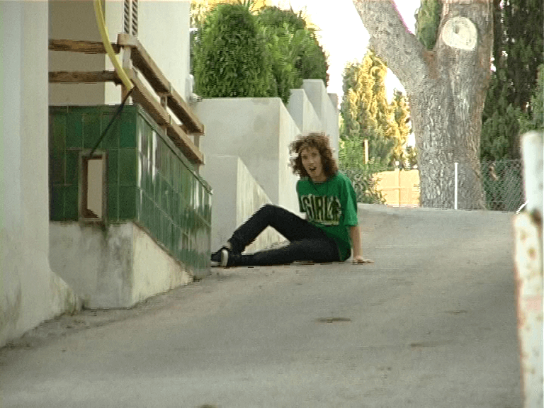 Ian Waelder - Streets, skate video
