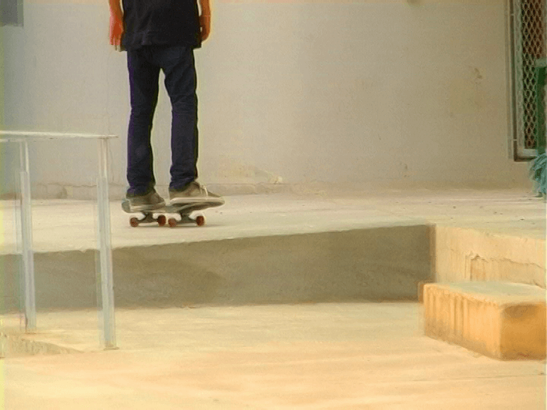 Ian Waelder video, skate video