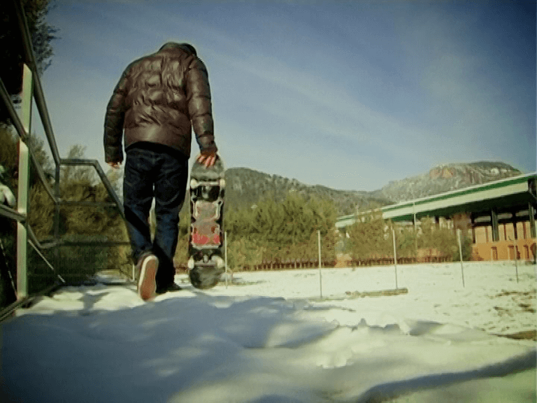 Miniramp, Snow and Water, skate video