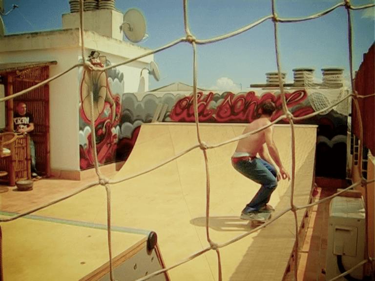 Miniramp & BBQ, skate video