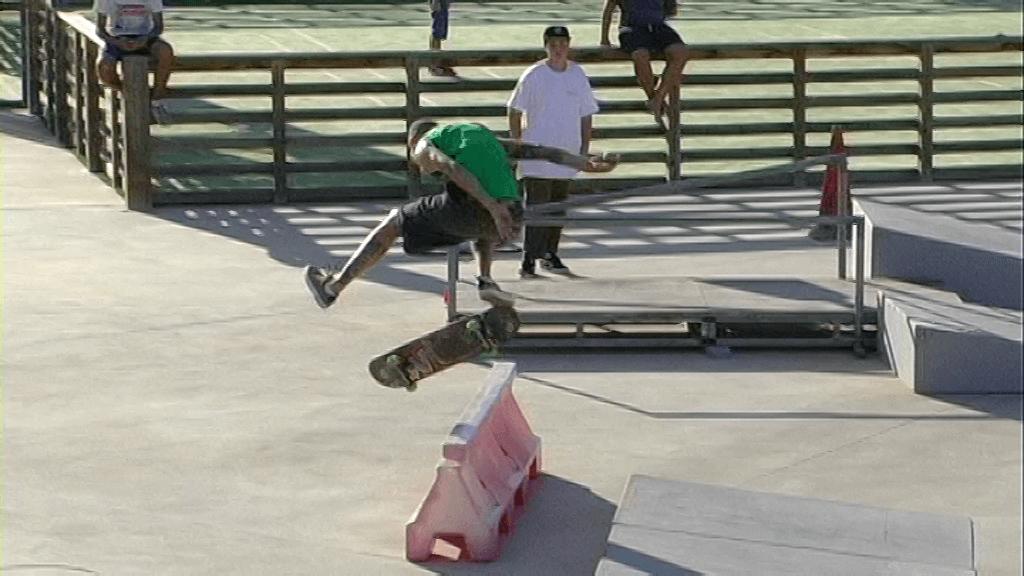 Skate BBQ Porto Cristo