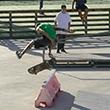 Skate BBQ Porto Cristo, skate video