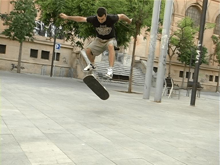 Tutorial 360 Flip, por Miguel Urbina, skate video