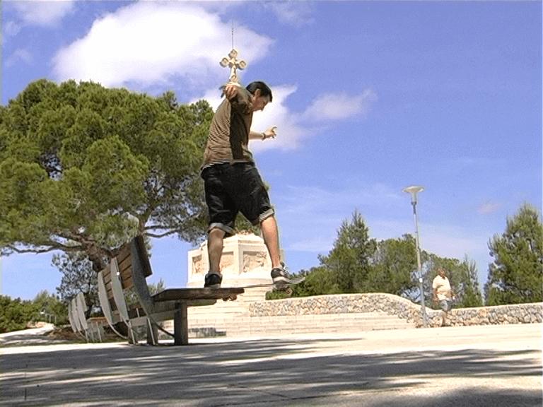 BS Tailslide tutorial, by Roberto Rodríguez